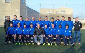 Team Squad ZCFC 2016-2017